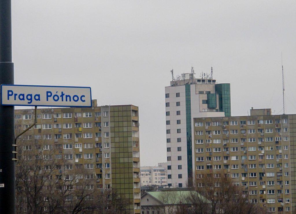 Praga in Warsaw, Poland