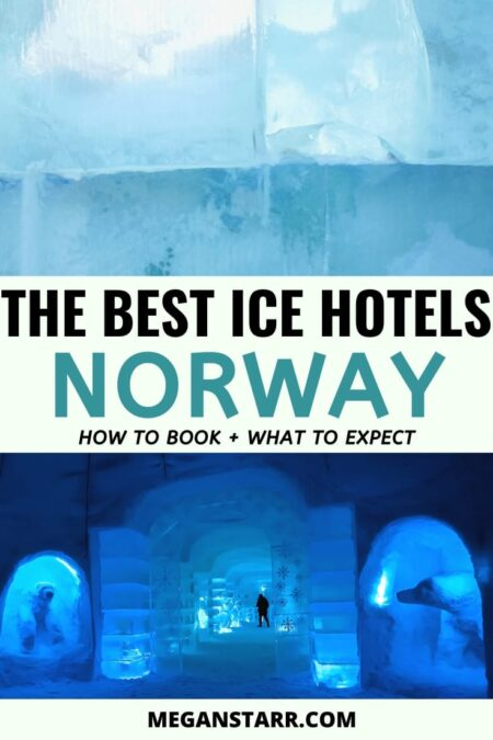 Best Ice Hotels in Norway that you should consider for your next trip! | Norway Travel #travel #norway #icehotel #tromso #arcticnorway #arctic #igloo Norway Trips | Places in Northern Norway | Visit Norway | Norway Destinations | Things to do in Norway | Where to Stay in Norway | Norway Hotels | Hotels in Norway | Tromso ice domes | Sorrisniva Igloo Hotel | Snowhotel Kirkenes | Norway ice hotel