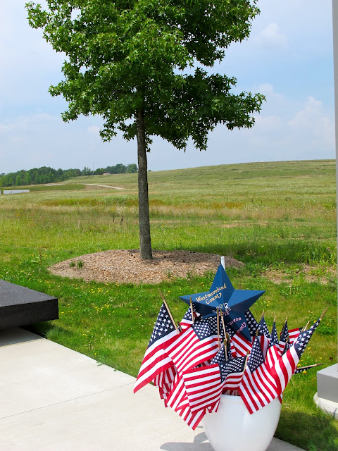 United 93 Memorial in Shanksville, Pennsylvania, USA
