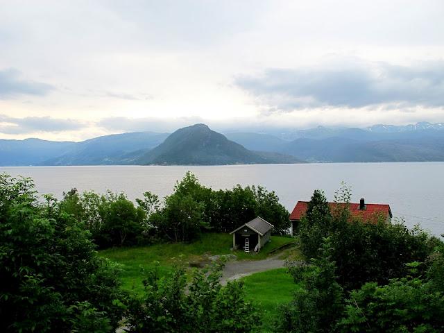 Hardangerfjord, Norway
