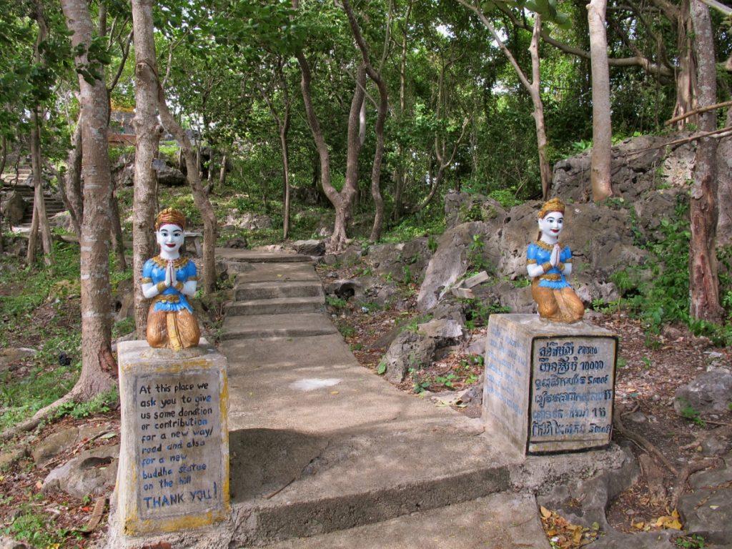 Laang Lacaun, or the Killing Caves, in Battambang
