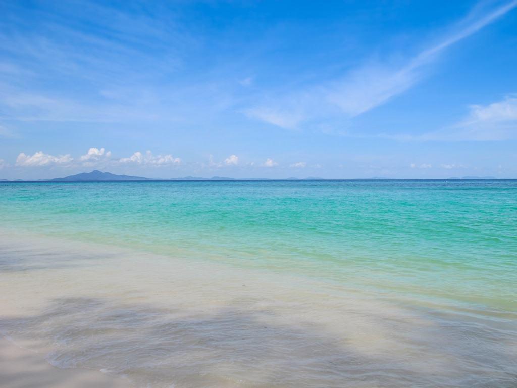 Bamboo Island, Thailand