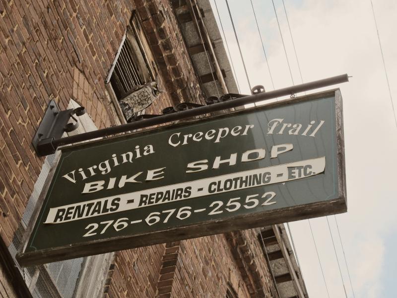 The Virginia Creeper Trail Bike Shop