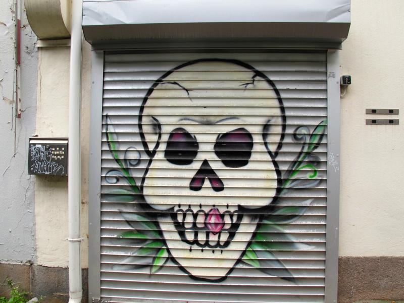 Street art in Oslo, Norway