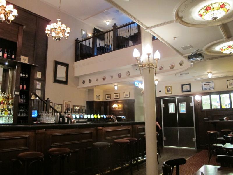 John Scott's Pub in Gothenburg, Sweden