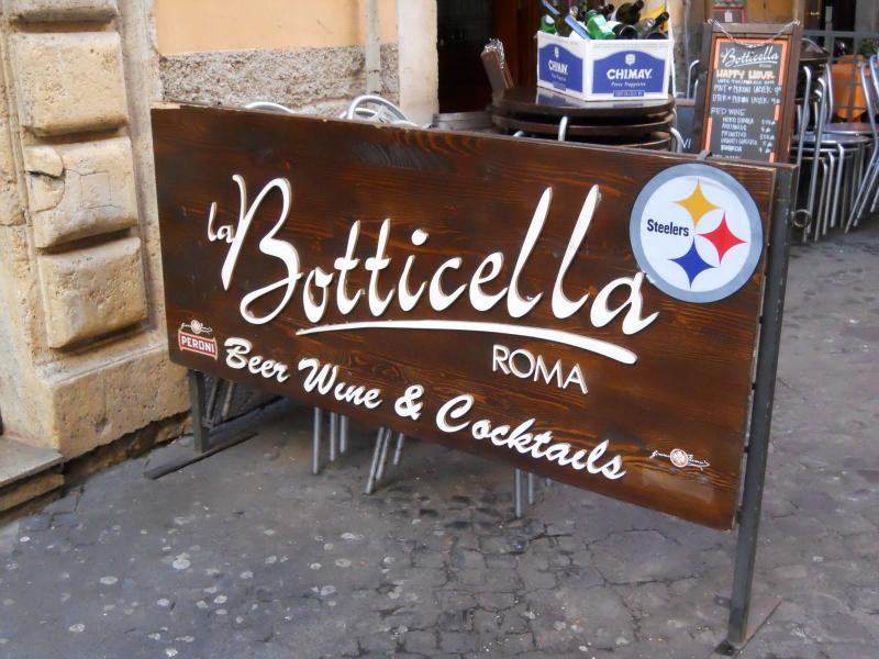 La Botticella in Rome