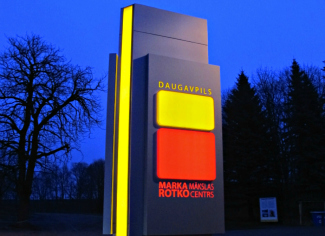 Thumbnail image for Mark Rothko Art Centre Officially Opens Its Doors in Daugavpils