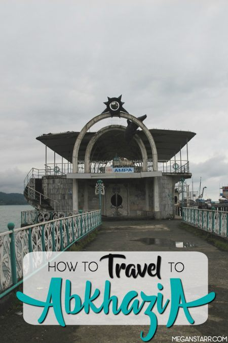 How to Travel and Get a Visa to Abkhazia