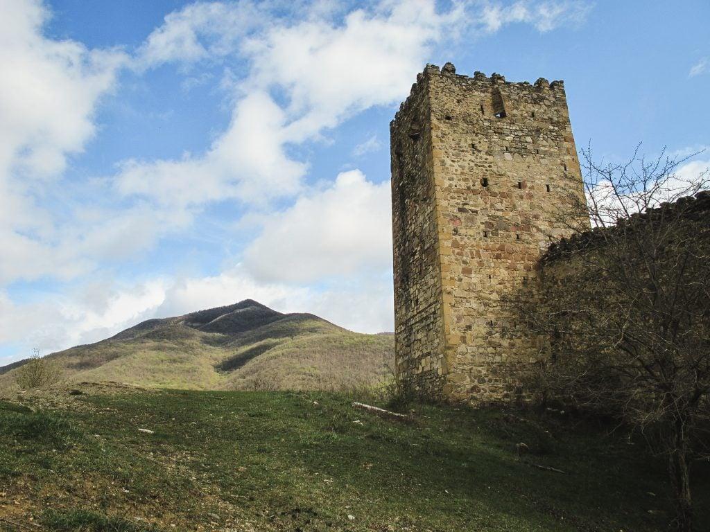 Road trip from Tbilisi to Stepantsminda or Kazbegi, Georgia