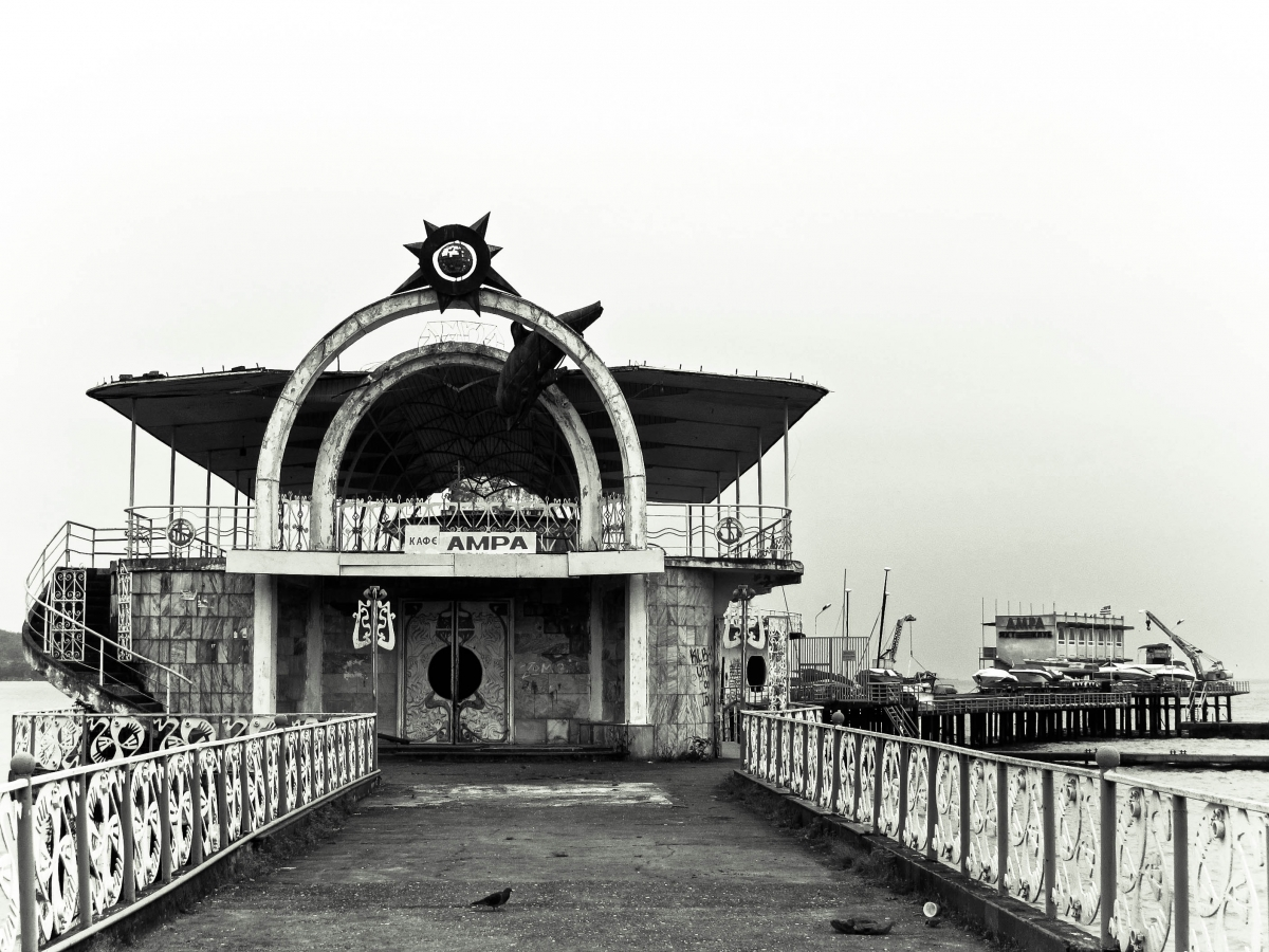 abandoned abkhazia a black and white photo essay megan starr