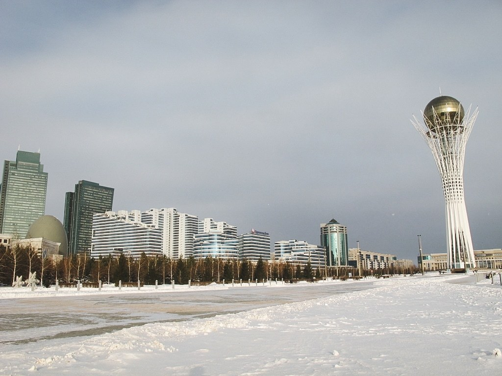 Should you travel to Astana, Kazakhstan?