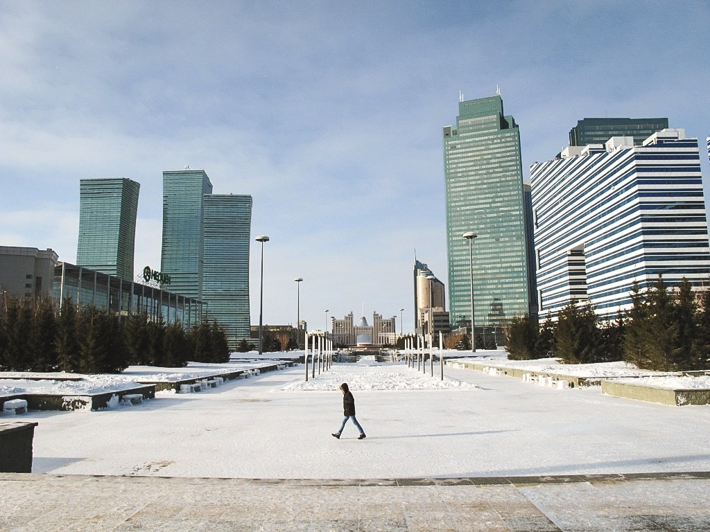 Astana, Kazakstan travels