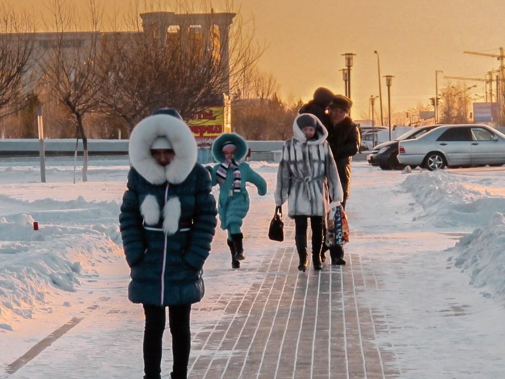 Should you travel to Astana, Kazakhstan?