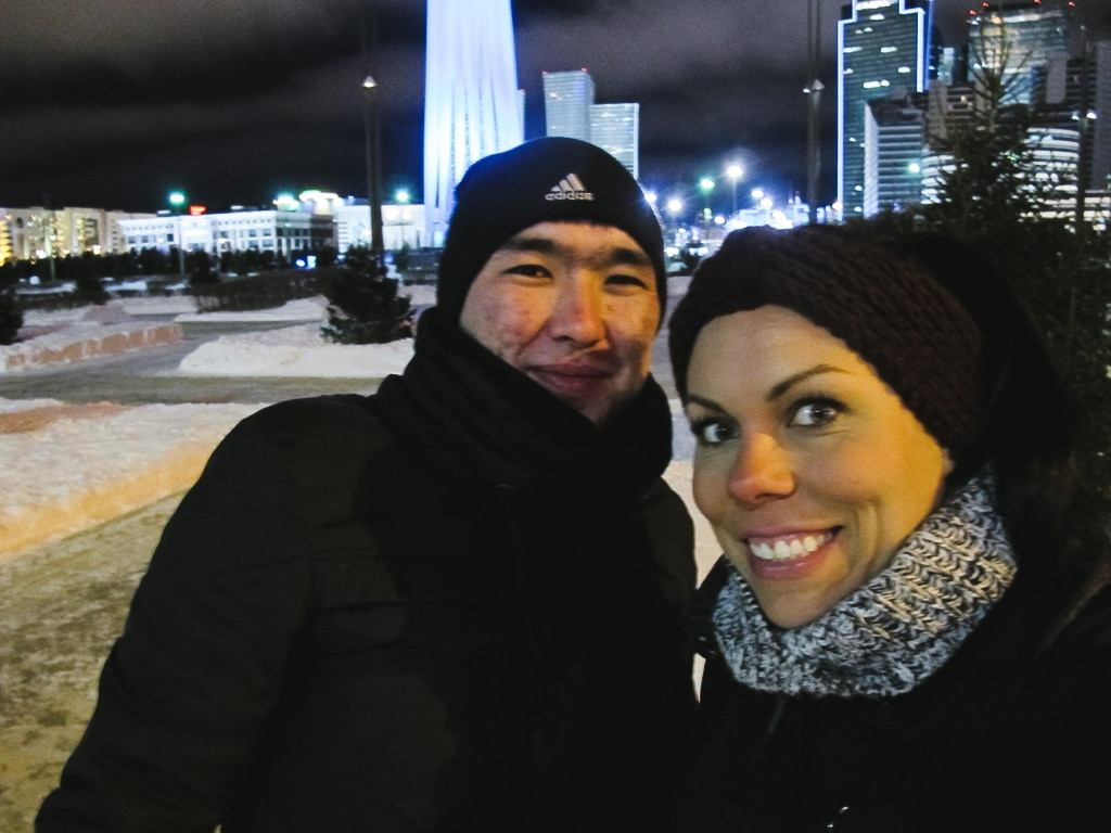 Should you travel to Astana, Kazakhstan? Khan Shatyr Entertainment Center and Mall