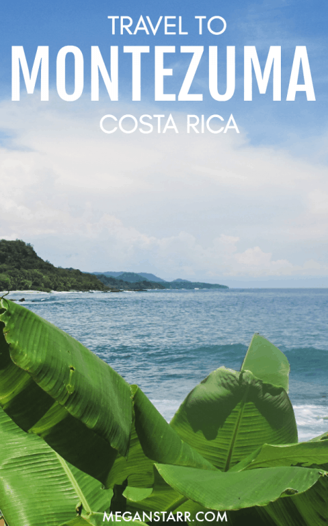 Montezuma, Costa Rica travel guide for the off-season
