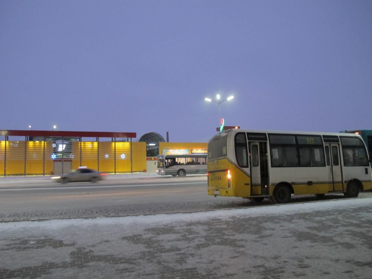 Karaganda, Kazakhstan: Doing Nothing in a Fascinating City mall