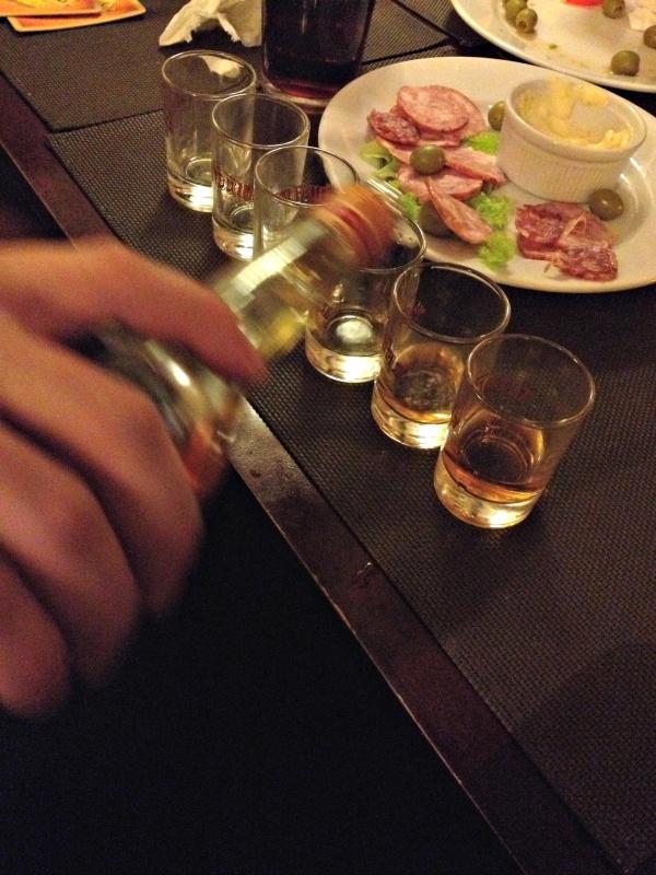 Vodka in Minsk