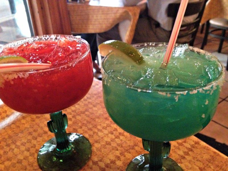 Margaritas in Chicago
