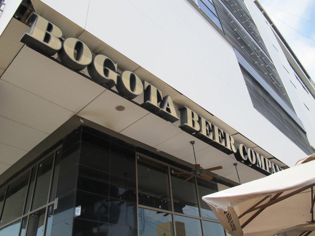 Bogota Beer Company in Cartagena, Colombia