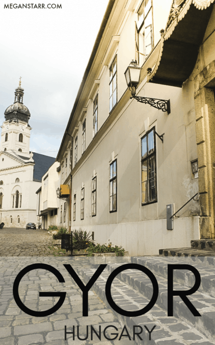 Gyor, Hungary was a place I knew nothing about but I ventured there anyway and discovered a charming and peaceful city in Central Europe.