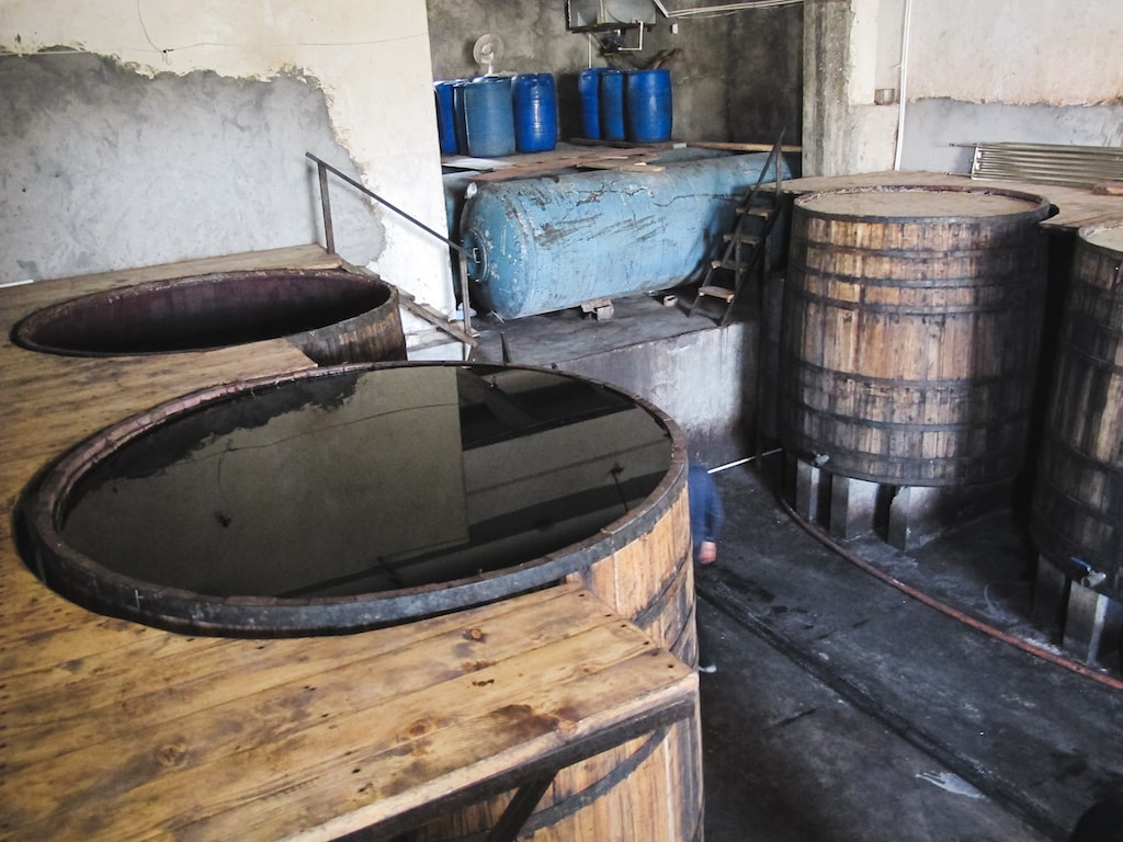 Areni winery in Armenia