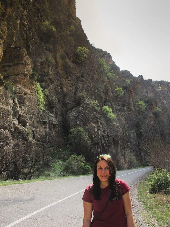 Me in Armenia