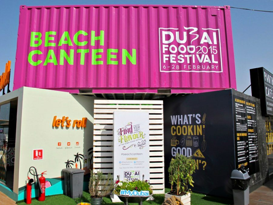 Dubai Food Festival at Kite Beach