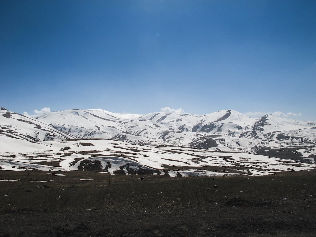 Roadtrip in Armenia