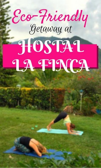 An Eco-Friendly Getaway at Hostal La Finca outside of San Jeronimo, Colombia. This is a can't-miss place for some relaxation and rejuvenation in the mountains of Colombia.