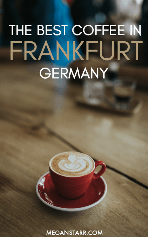 Frankfurt's specialty coffee scene has been in slow development for some time, but I can finally tell you where to find the best coffee in Frankfurt! Click for a map and detailed guide of the best coffee in the city!
