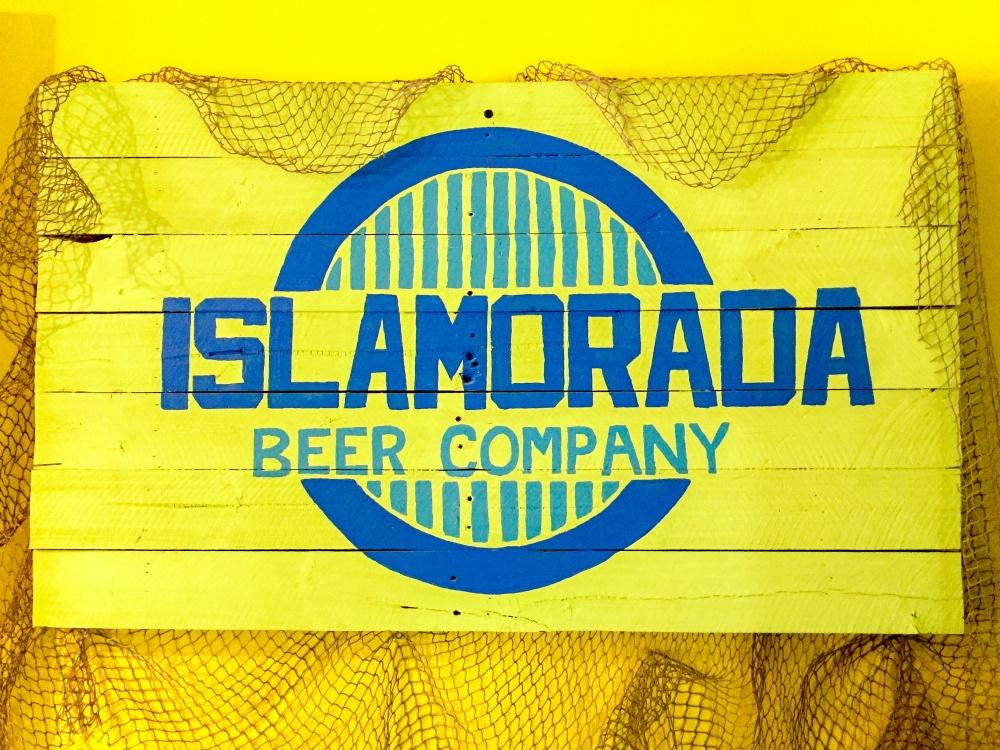 Islamorada Beer Company in the Florida Keys