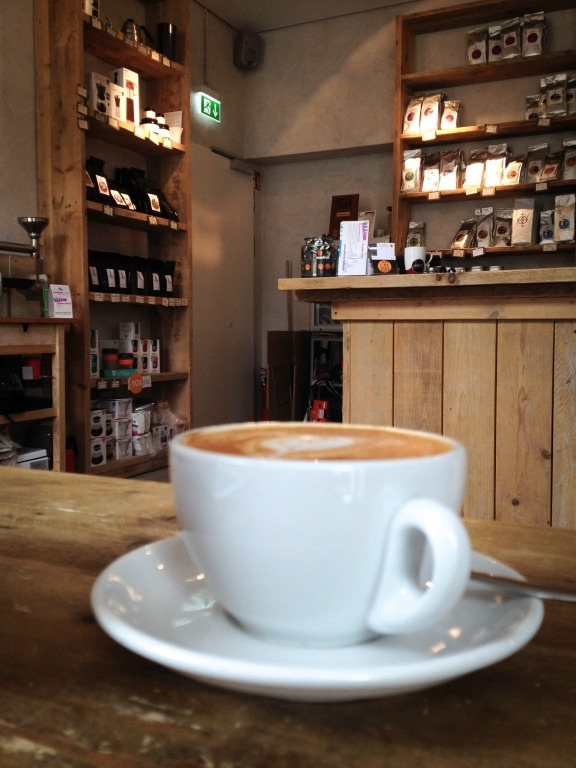 Kaffeewerk Espressionist in Frankfurt, Germany