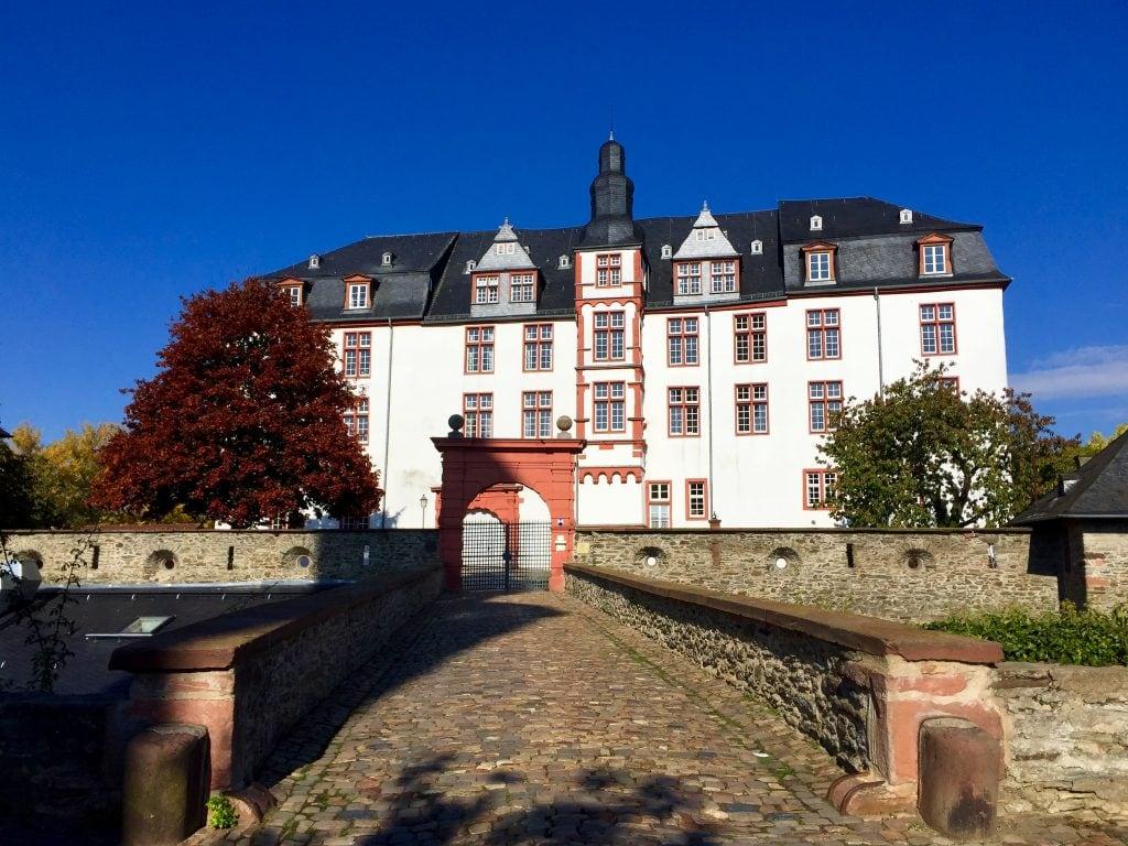 Residenzschloss in Idstein, Germany