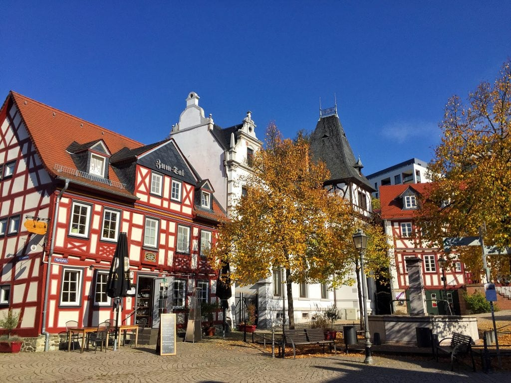 Idstein's Old Town