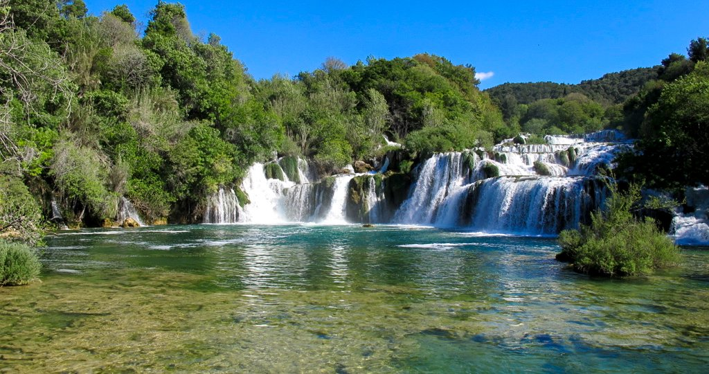 A Day Trip from Split to Krka National Park