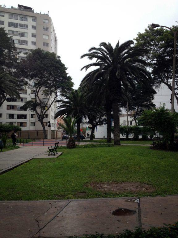 Miraflores in Lima, Peru
