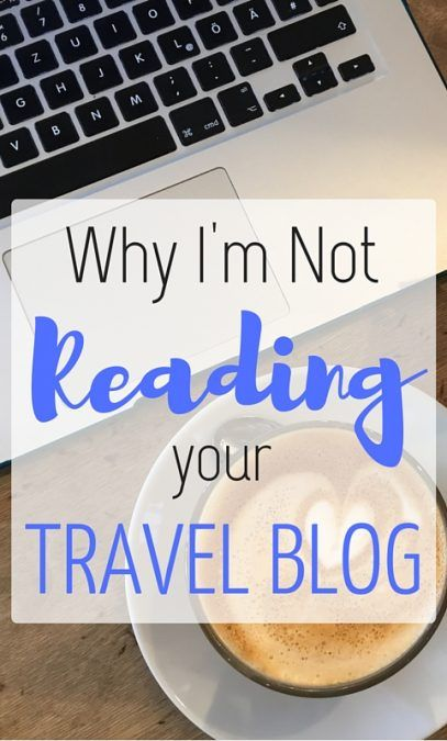 Often asked which blogs are my favorite, this post details what characteristics a blog must have for me to NOT want to read it.