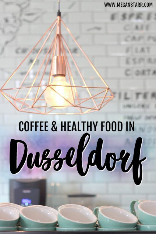 The culinary scene in Dusseldorf is blossoming as we know it. This guide helps one find the best coffee and healthy food in German's fashion capital.