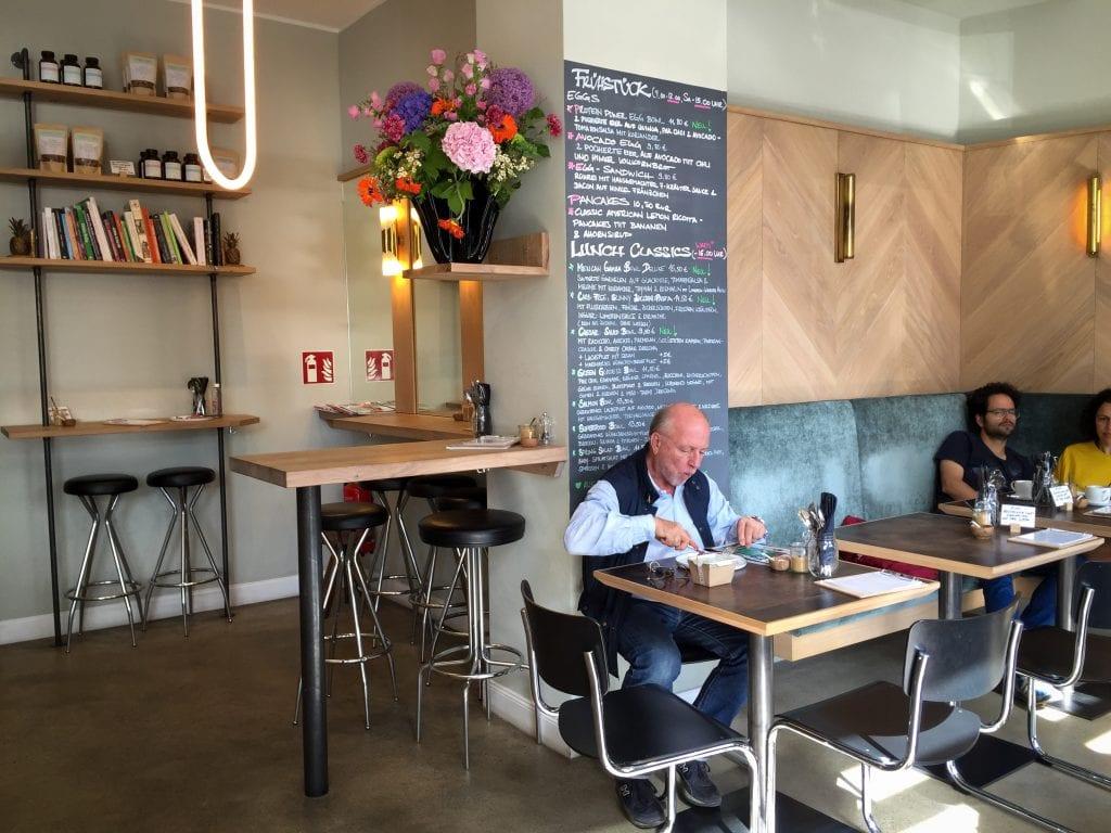 Laura's Deli in Dusseldorf