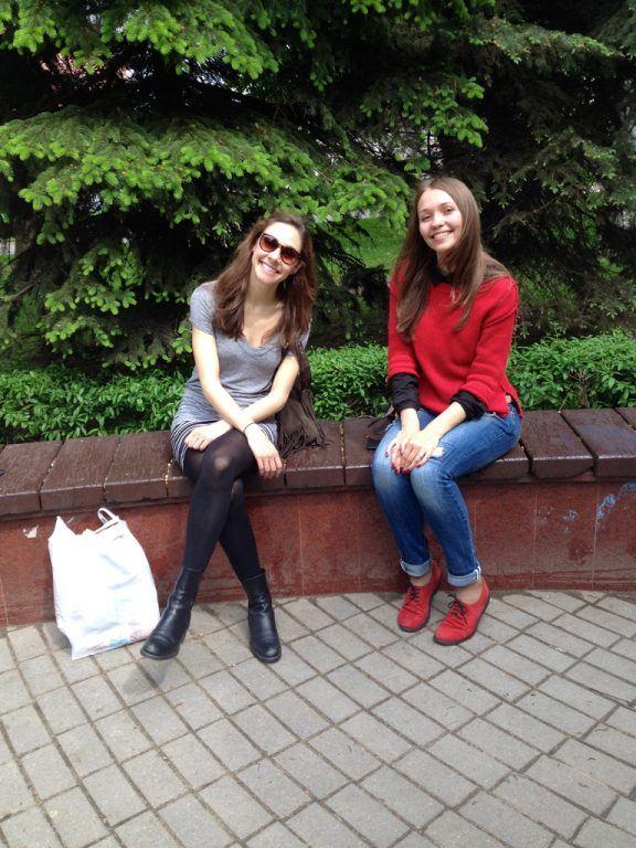 Friends in Minsk