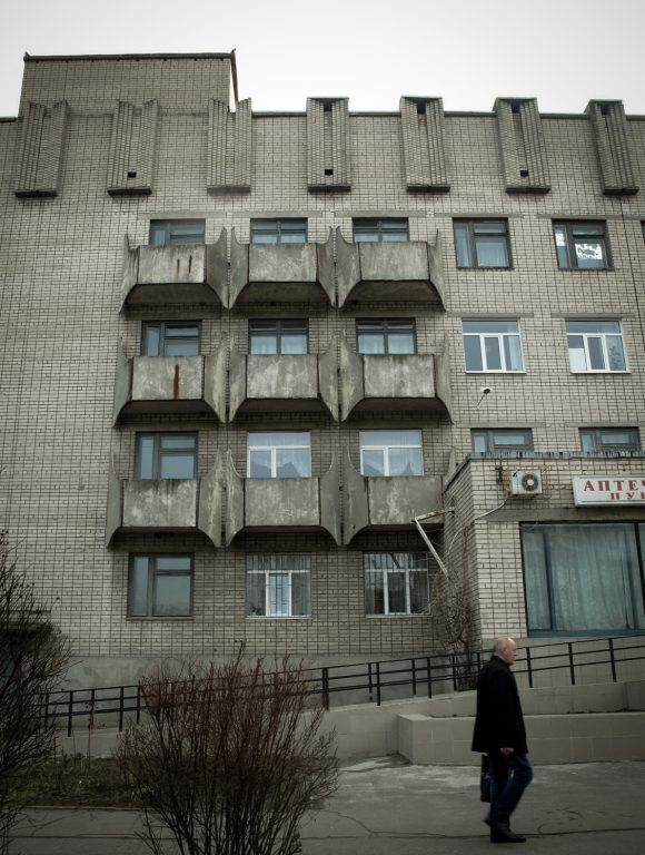 Accommodation for Circus Artists in Dnipro, Ukraine