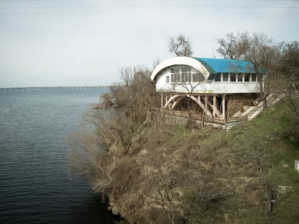 Monastyrskiy Island