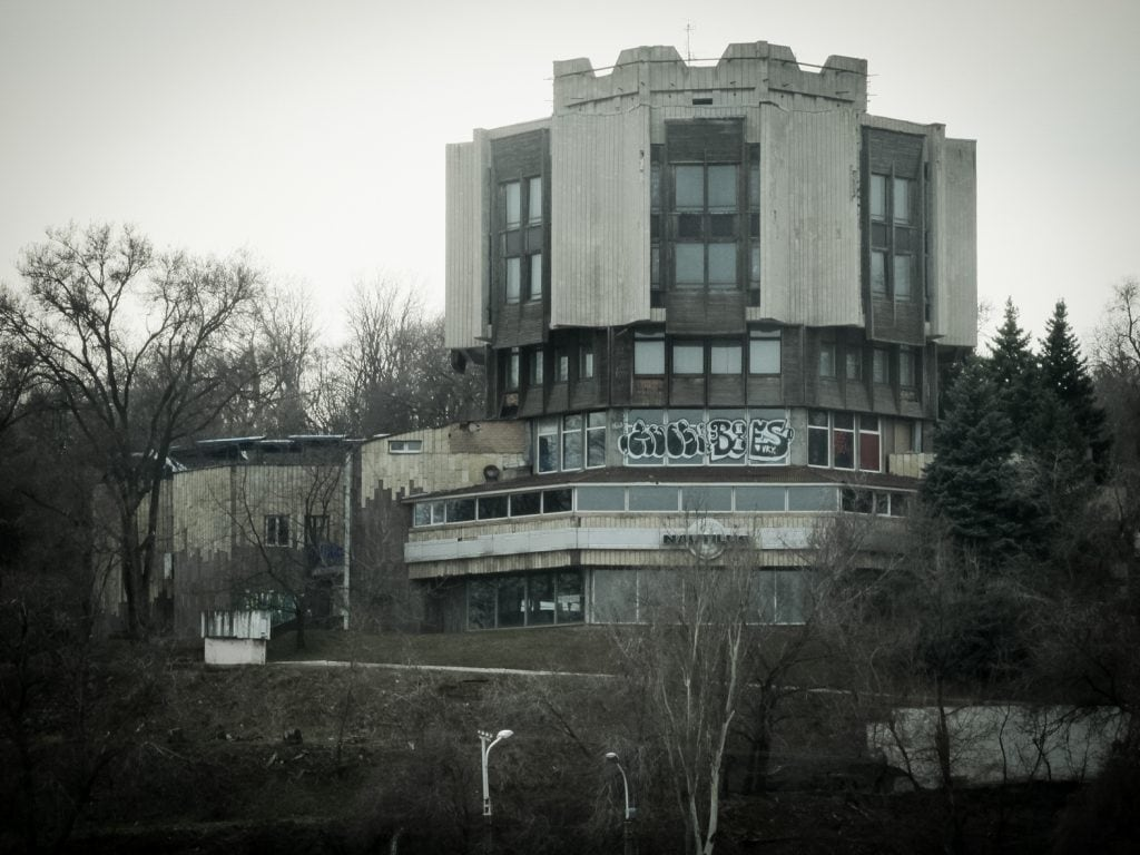 MAYAK Restaurant in Dnipro, Ukraine