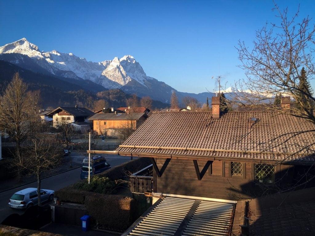 Garmisch-Partenkirchen, Germany views