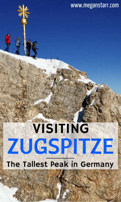 Zugspitze is the tallest peak in Germany and is situated near Garmisch-Partenkirchen. Join me as I share my photos and experience from my trip to the top. Click to see more!