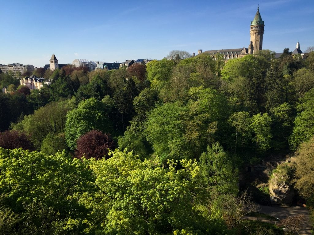 Day trip to Luxembourg