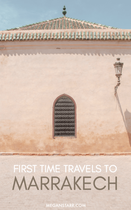 I waited many years to travel to Morocco and finally found myself in Marrakech earlier this year. This is a photo glimpse into my time spent in the city.