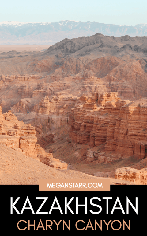 My first taste of the wild and spectacular nature of Kazakhstan was from a trip to Charyn Canyon, a geological wonder often called the mini Grand Canyon.
