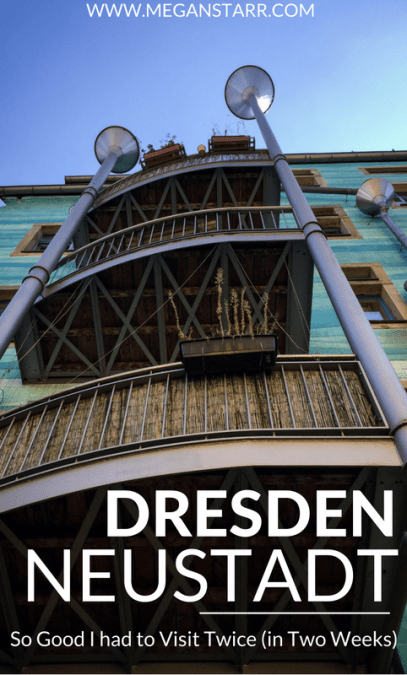 I went to Dresden for its Altstadt, but fell in love with the Neustadt and its quirkiness and cool vibe. I loved it so much that I went twice in two weeks. Click to read more about why I love Dresden and its Neustadt!