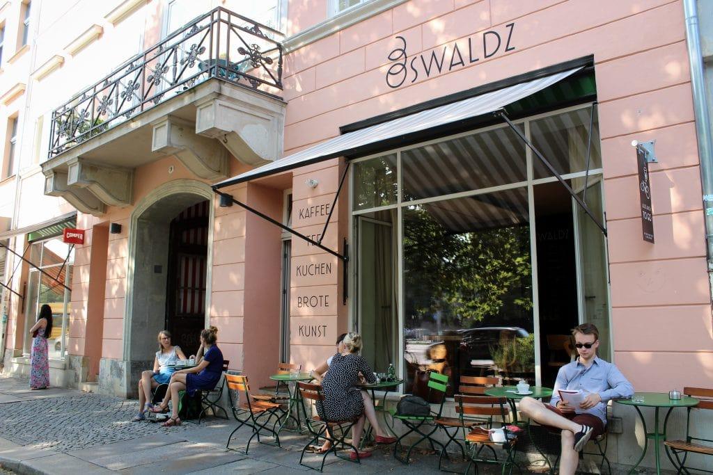 Oswaldz in Neustadt in Dresden, Germany
